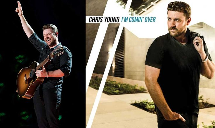 Album Review: Chris Young Charms On 'I'm Comin' Over'    There are few male vocalists today as potent as Chris Young. The singer's deep, gut-punching voice elevates the work in ways only he could accomplish.