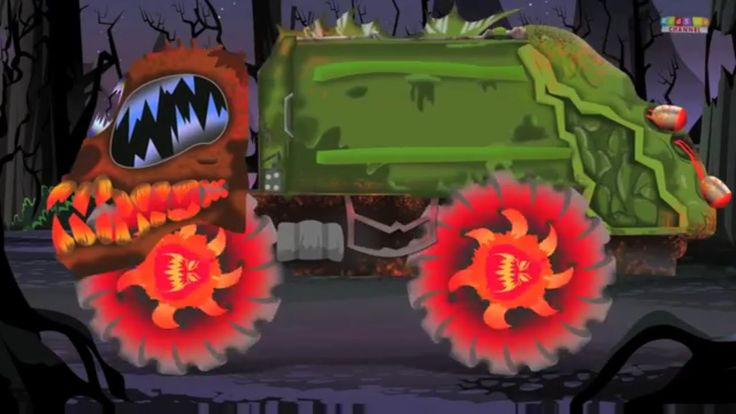 Learning is fun Watch the best nursery rhymes and experience a new way of learning. #scaryvehicle #monstertruck #scarygarbagetruck #kidsvideos #babyvideos #educational #kids #parenting #entertainment #scary