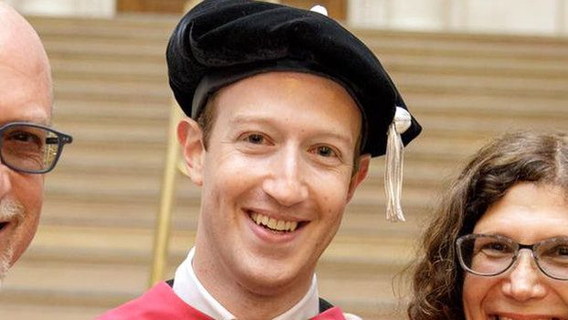 Mark Zuckerberg Gave Harvard Grads Some Important Dating Advice in His Commencement Speech