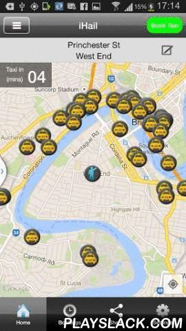 "Black & White Cabs Brisbane  Android App - playslack.com , The Official Black & White Cabs Android App for our customers in Brisbane Books your taxi directly into our dispatch system & jumps the often busy telephone queue when booking your cab. You will also be able to see how far away your taxi is with our LIVE Tracking feature plus access to a number of automatic ""on approach"" notifications. Taxi fare estimates are available when placing an order. Book a taxi using the…"