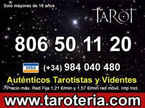 TAROTERIA TAROT TELEFÓNICO CHAT TAROT ECONÓMICO-806 50 11 20