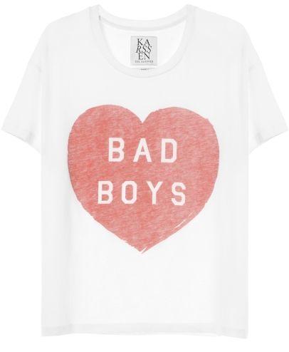 BAD BOYS BOX FIT TEE