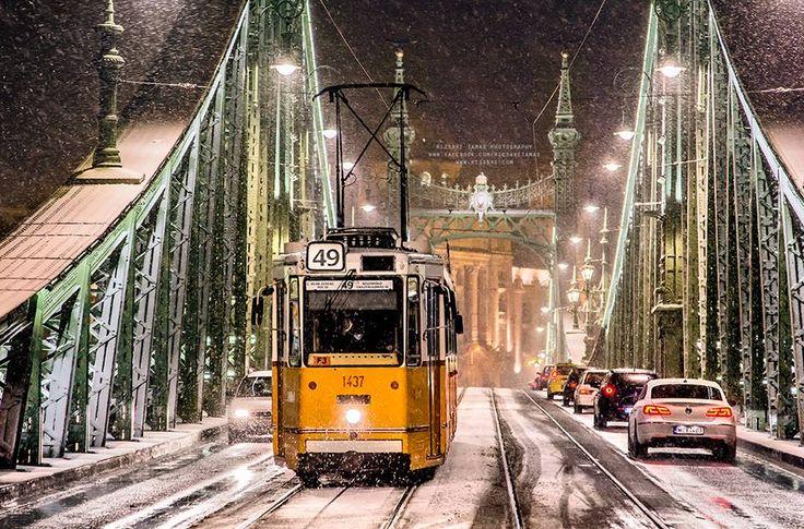 Budapest Szabadság híd