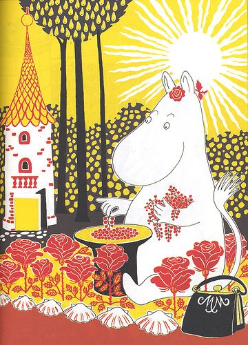 Tove Jansson- The book about Moomin, Mymble and little My