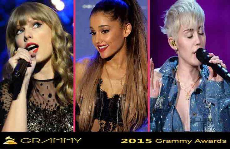 #ShowStoriesBG #ArianaGrande #TaylorSwift #MileyCyrus #Grammy2015