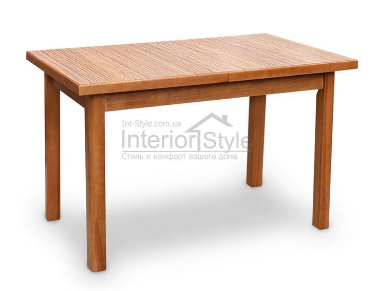 Кухонный стол Квадро: купить деревянный стол недорого — интернет магазин Intstyle - intstyle.com.ua