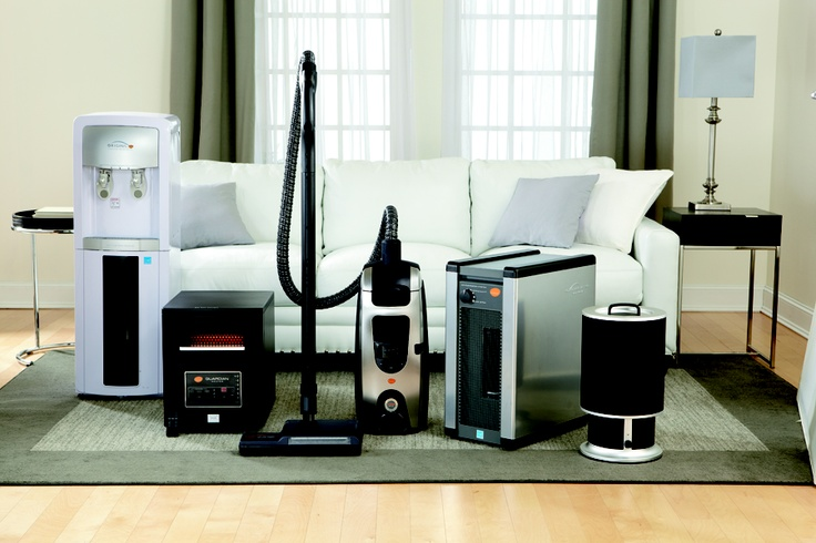 Aerus Platinum line of Healthy Home Products