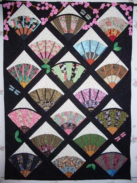 Japanse quilt met foto. - quilten - quilten.startpagina.nl
