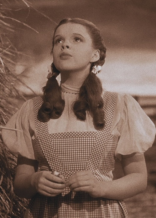 *DOROTHY GALE ~ Wizard Of Oz, 1939