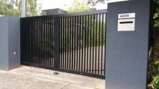 Kontis Fencing & Automatic Gates, a quality brick fence, and gate installation company, was founded in strong family values and has been doing business since 2008. #brickfencesmelbourne
