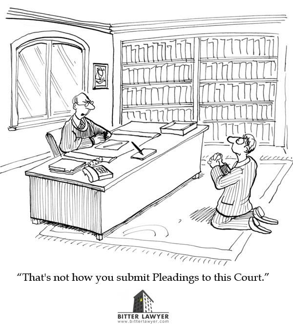 thats not how you submit pleadings to this court