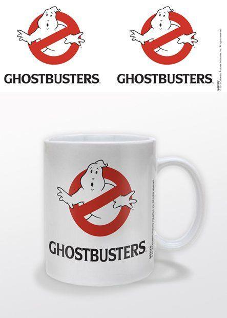 Ghostbusters Tasse Logo