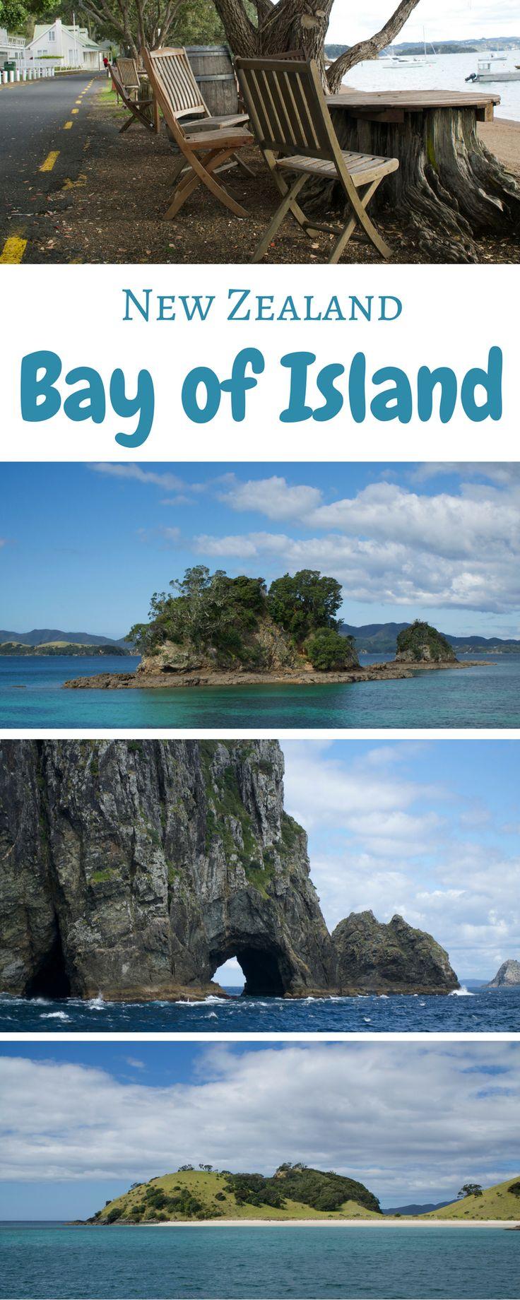 Die Bay of Islands im Norden von Neuseeland ist mit ihren vielen kleinen Inseln der perfekte Ort für eine Bootstour. Mit etwas Glück sieht man hier sogar Delphine