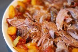 Slow Cooker Pork Pot Roast