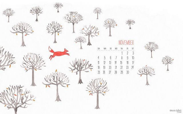 11_Nov_calendar by oanabefort, via Flickr
