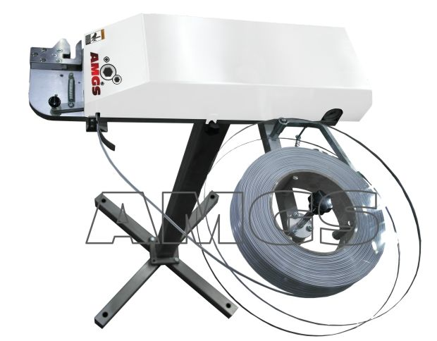 """The clip machine is a machine dedicated to the closing of the package. The clip machine takes his name from the so-called """"clip"""", in other words a small element composed by two metal wires covered with other material like paper, plastic of different colors. #clipmachine #clippingmachines #packaging #clipbands"""