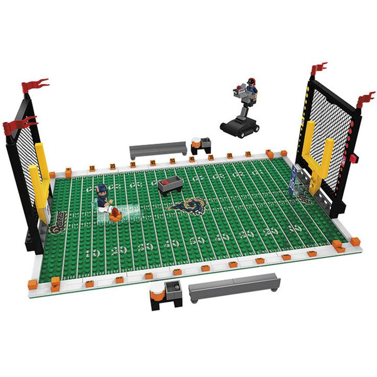 Los Angeles Rams OYO Sports NFL Game Time Set