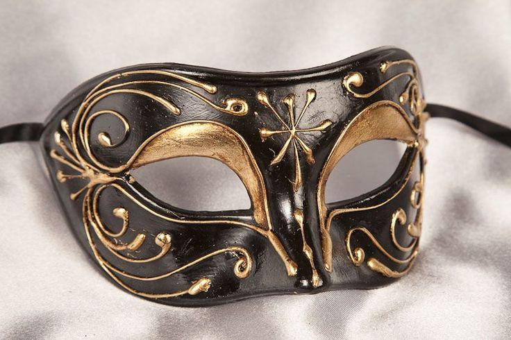 Image Detail for - Mens Masquerade Masks - Masquerade Masks for Men - Masquerade Ball