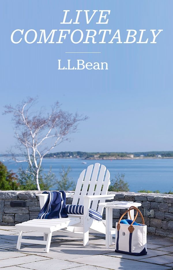 From L.L.Bean · Come Back And See Whatu0027s New For Spring. For Everything  From American Made Outdoor