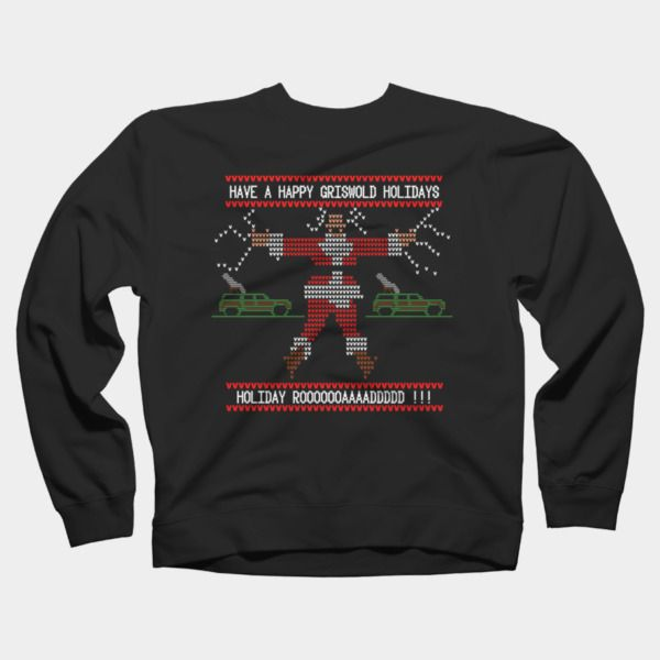 its christmas and we're all in misery Sweater. Womens Ugly Christmas Sweater Christmas Contest. griswold christmas sweater. funny sweater. TSRjb