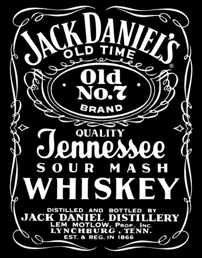 Whiskey Jack Daniel's, caballero Jack