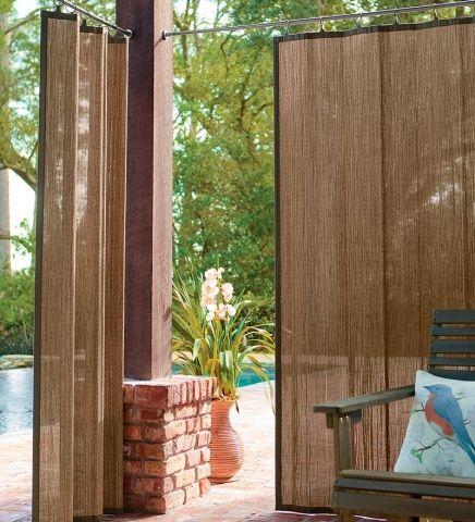 Bamboe gordijn | Tuin-forum