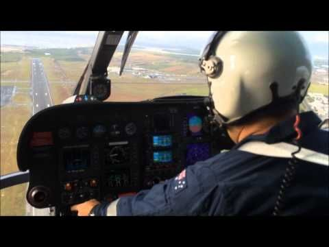 Eurocopter EC135 Cockpit + Bell 222 startup. - YouTube
