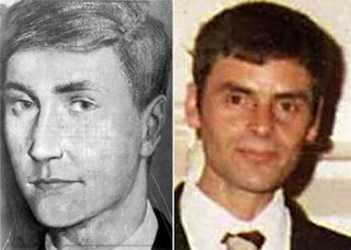The convictions of Peter Tobin has led to speculation that he is Bible John. Tobin had moved from Glasgow in 1969, the same year as the killings officially ended. Peter Tobin also had a religious upbringing. Another similarity is that eye-witnesses told police that the suspect had one tooth missing in his right area of the mouth; Records proved that Peter Tobin had a tooth removed around the late 1960s.