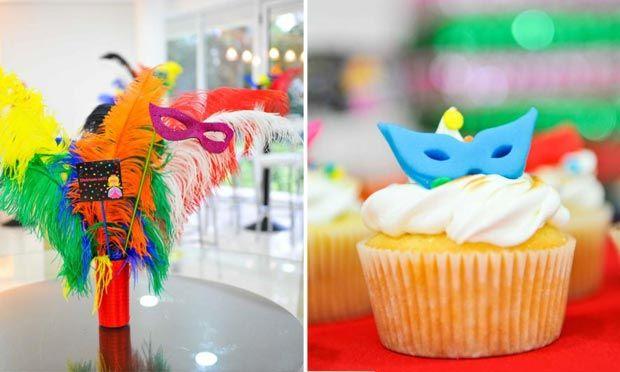 Coisas de Mãe: Festa Infantil Carnaval - Decoração