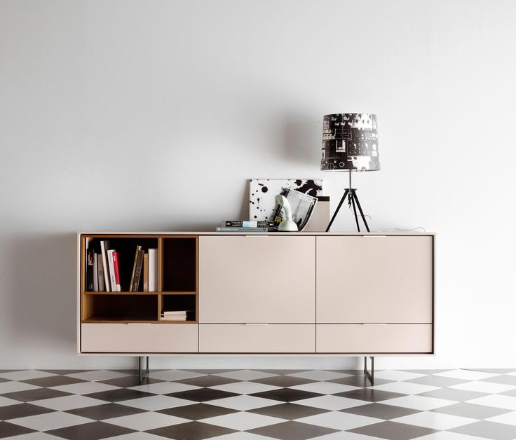 The Treku Aura Sideboard Is Inspired By The Past And Influenced By The  Design Culture Of The Nordic Countries, Combining Tradition And Nature With  Large ...
