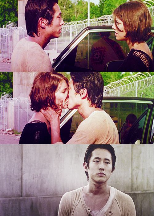 the walking dead - I will be the Maggie to your Glenn <3
