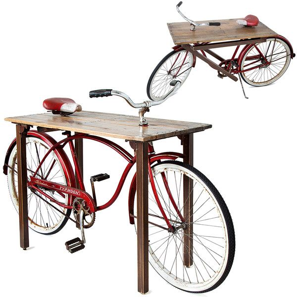 1000 Images About Bike Table On Pinterest Diy