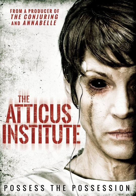 The Atticus Institute (2015)  Dir. Chris Sparling   Rya Kihlstedt, William Mapother, Sharon Maughan