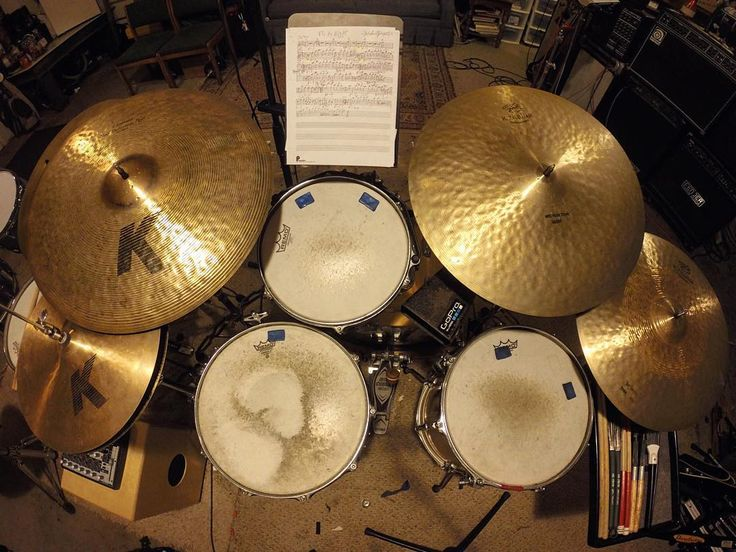 "cymbal heaven  16"" K Light Hihats 22"" K Custom Hi Definition Ride  22"" K Constantinople Medium Thin High Ride  20"" K Constantinople High Bell Thin High Ride w/3 rivets  __________________________________ @zildjiancompany #myzildjian #jazz #ride #cymbals #remodrumheads #vicfirth #sheetmusic #original #music #officialtamadrums #1970s #superstar #bop #vintagedrums #lowboybeaters #drumsoutlet #drumsandlessons #drummersjournal #cymbaladdict #gopro #musicstudio # by ianhitsdrums"
