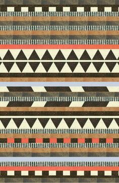 modern aztec design - Google Search