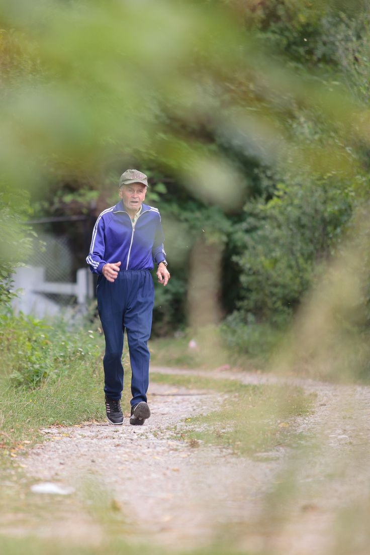 """Please allow me to introduce you Mr. Dumitru Radu (87 year old), an agile and vivacious old man from Piatra Neamt/ Romania whose vitality could arouse the envy of every young person. He is very determined and he doesn't plan to stop too soon: """"for me running means life. There are 2 motivating aspects in my life: the oxygen which feeds the human cells and the will of reaching the finish line. During these 40 years I've never quit any race"""" More details on http://maiaoutdoor.ro"""