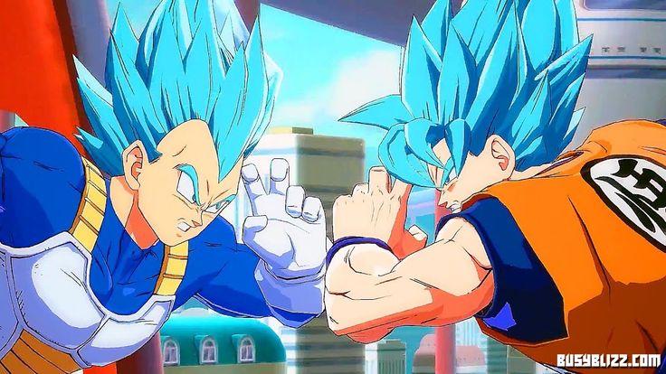 Dragon Ball FighterZ Trailer