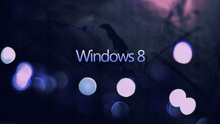 Best Windows 8 Background 2013