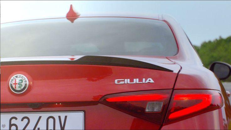 "Official 2017 Alfa Romeo Giulia Super Bowl Commercial   ""Dear Predictabl..."