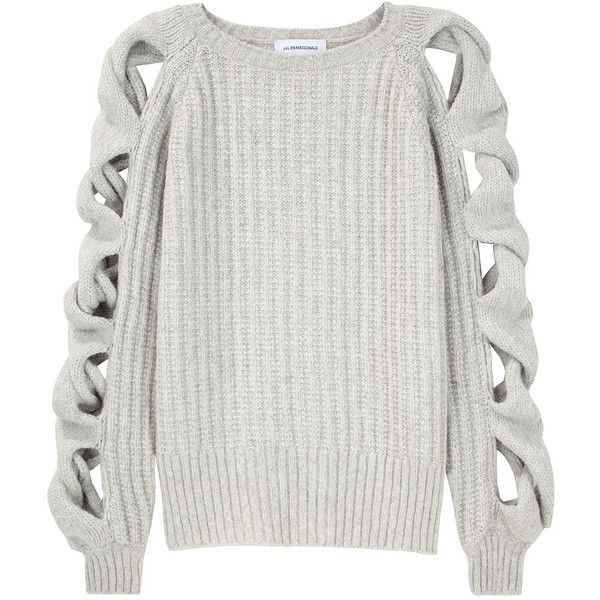☆ Julien Macdonald / Cable Sweater