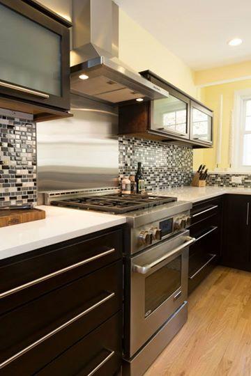 Simply Elegant & Efficient Kitchen in South Orange, NJ #Kitchen #Remodeling