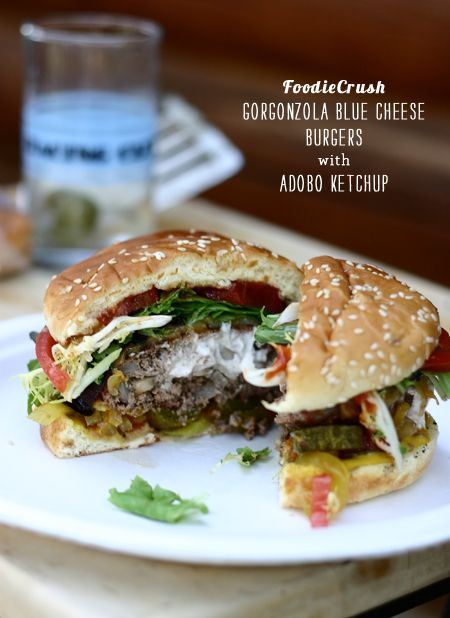 ... Blue Cheese Burgers on Pinterest | Burgers, Cheese Burger and Burger