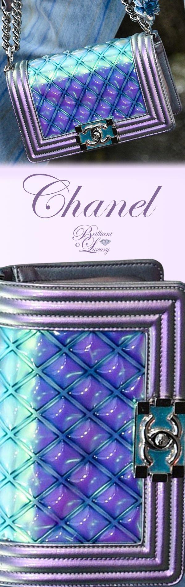 Brilliant Luxury ♦ new Chanel Flap bag 2018
