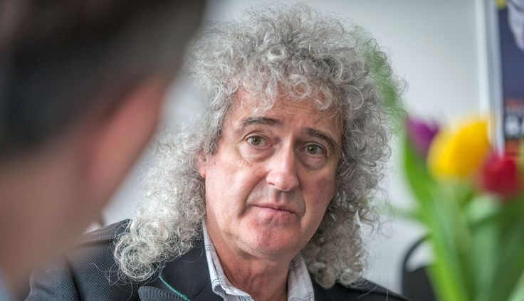 Brian May Talk About Nuno Bettencourt - I Will Never Be Able To Make A G...