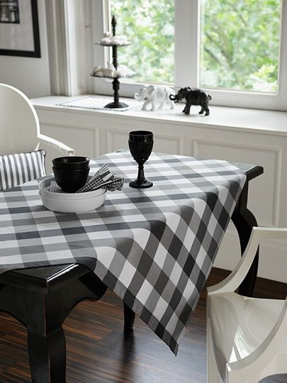 1000 ideas about gingham decor on pinterest kitchen for Gingham decorating ideas