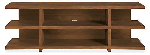 Graham Media Consoles - Modern Media Storage - Modern Living Room Furniture…