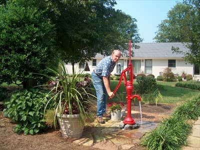 49 best Water Pumps images on Pinterest   Old water pumps, Water ...
