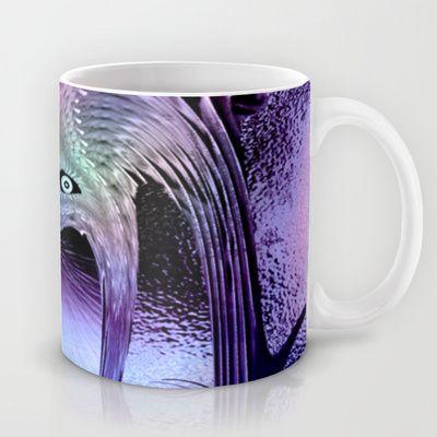 Dreamy fish Mug by Annabellerockz - $15.00