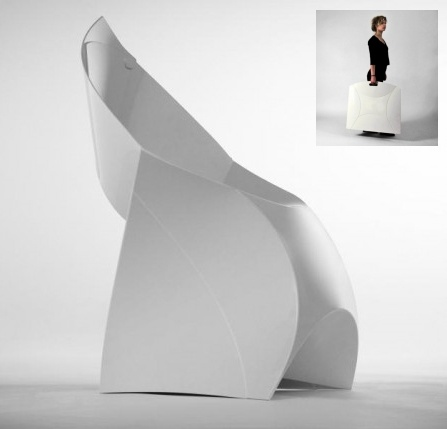 Flux, chair #design