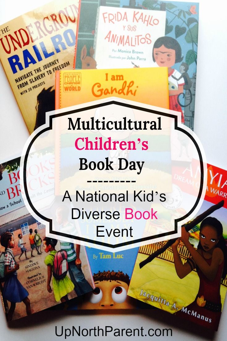 A National Kid's Book Event with Local Ties  Multicultural Children's Book Day